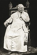 Photographies Prints - Pius X, Saint 1835-1914. Pope Print by Everett
