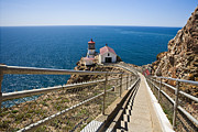 George Oze - Point Reyes Lighthouse