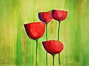 Julie Lueders  - Poppies 4