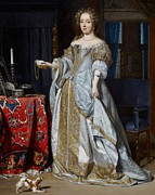Gabriel Metsu - Portrait of a Lady