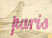 Edward Fielding - Postcard from Paris