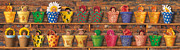 Teddy Bear Prints - Potting Shed Print by Anne Geddes