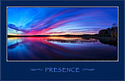 Photomanipulation Photo Prints - Presence 2 Print by ABeautifulSky  Photography