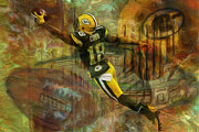 Jack Zulli - Randall Cobb 18 Green Bay Packers