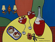 Barbara McMahon - Raspberry Wine