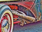 Ron Roberts Photography Greeting Cards Posters - Rat Exhaust Poster by Ron Roberts