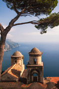 Zina Zinchik - Ravello Views by Zina Zinchik