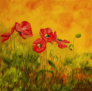 Veikko Suikkanen - Red Poppies
