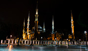 Mosque Prints - Reflections of Islam Print by Jeffery Anderson