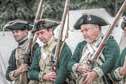 Randy Steele - Revolutionary War Soldiers Fort Hand