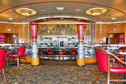 David  Zanzinger - RMS Queen Mary Deco Bar and Lounge Long...