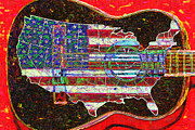 Wingsdomain Art and Photography - Rock and Roll America 20130123 Red