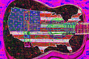 Wingsdomain Art and Photography - Rock and Roll America 20130123 Violet
