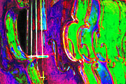 Wingsdomain Art and Photography - Row of Violins - 20130129v1