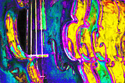 Wingsdomain Art and Photography - Row of Violins - 20130129v2