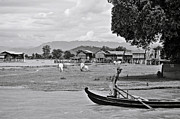 RicardMN Photography - Rowing in the Irrawaddy River