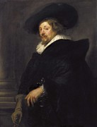 Peter Paul (1577-1640) Framed Prints - Rubens, Peter Paul 1577-1640 Framed Print by Everett
