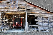Liane Wright - Rugged Barn