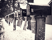 Edward Fielding - Rural Mailboxes