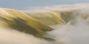 Cloud Inversion Prints - Rushup Edge Print by Steve Tucker