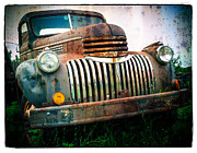 Edward Fielding - Rusty Old Chevy Pickup