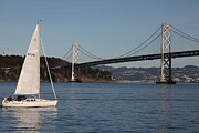 Wingsdomain Art and Photography - Sailing in The San Francisco Bay -...