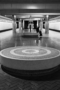 Wingsdomain Art and Photography - San Francisco BART Station Platform -...