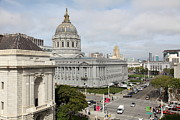 Wingsdomain Art and Photography - San Francisco City Hall 5D22554