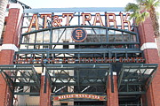 Wingsdomain Art and Photography - San Francisco Giants ATT Park Willie...