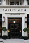 Wingsdomain Art and Photography - San Francisco Saks Fifth Avenue Store...