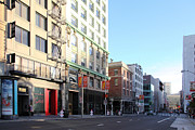 Wingsdomain Art and Photography - San Francisco Stockton Street at Union...