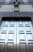 Wingsdomain Art and Photography - San Francisco Tiffany and Company Store...