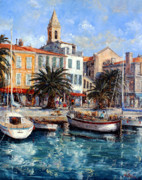 Ports Originals - Sanary - Sur Mer  - France by Miroslav Stojkovic - Miro