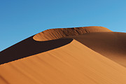 Moroccan Photos - Sand dune by Ivan Slosar