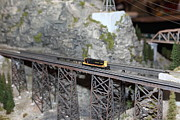 Wingsdomain Art and Photography - Scale Model Trains 5D21805