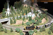 Wingsdomain Art and Photography - Scale Model Trains 5D21806