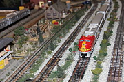 Wingsdomain Art and Photography - Scale Model Trains 5D21810