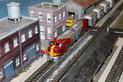 Wingsdomain Art and Photography - Scale Model Trains 5D21814