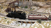 Wingsdomain Art and Photography - Scale Model Trains 5D21815