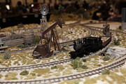 Wingsdomain Art and Photography - Scale Model Trains 5D21816