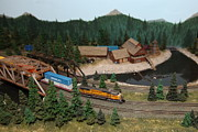 Wingsdomain Art and Photography - Scale Model Trains 5D21860