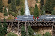 Wingsdomain Art and Photography - Scale Model Trains 5D21863