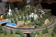 Wingsdomain Art and Photography - Scale Model Trains 5D21865