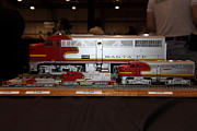 Wingsdomain Art and Photography - Scale Model Trains 5D21867