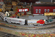 Wingsdomain Art and Photography - Scale Model Trains 5D21870