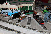 Wingsdomain Art and Photography - Scale Model Trains 5D21873