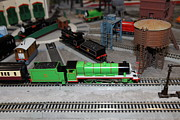 Wingsdomain Art and Photography - Scale Model Trains 5D21874