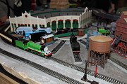 Wingsdomain Art and Photography - Scale Model Trains 5D21875