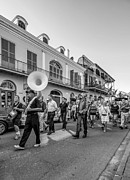 Steve Harrington - Second Line bw