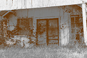 Screen Doors Photos - Seen Better Days by Connie Fox